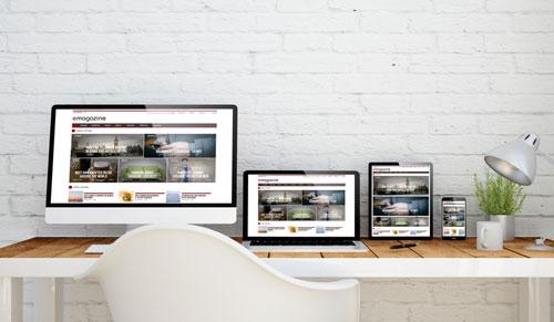 Geschäftsidee Online Portal